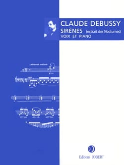 DEBUSSY - Mermaids Night N ° 3 - Sheet Music - di-arezzo.com