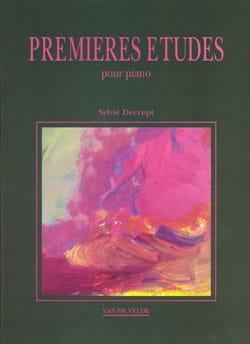 Premières études - Sylvie Decrept - Partition - laflutedepan.com