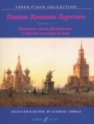 - Russian Romantic Repertoire, Level 1 - Partition - di-arezzo.fr