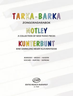 - Tarka-Barka. - Sheet Music - di-arezzo.co.uk