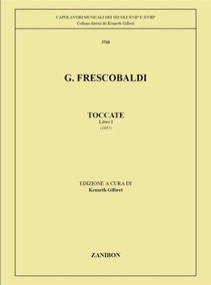 Toccatas Volume 1 - Girolamo Frescobaldi - laflutedepan.com