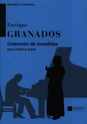 Enrique Granados - Coleccion of Tonadillas - Sheet Music - di-arezzo.co.uk