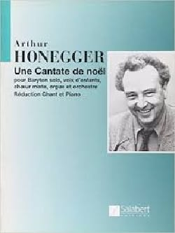 Arthur Honegger - Christmas cantata - Sheet Music - di-arezzo.co.uk