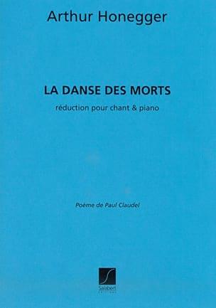Arthur Honegger - Danses des morts - Partition - di-arezzo.fr
