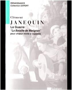 La Bataille de Marignan - Clément Janequin - laflutedepan.com
