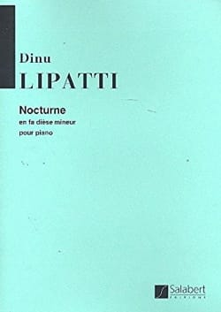 Nocturne en fa dièse mineur - Dinu Lipatti - laflutedepan.com