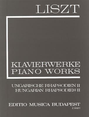 Rhapsodies hongroises, Volume 2 Série 1, Volume 4 - laflutedepan.com