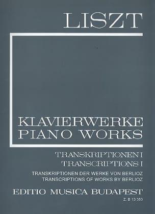 Transcriptions Volume 16. Série 2, Volume 16 Franz Liszt laflutedepan