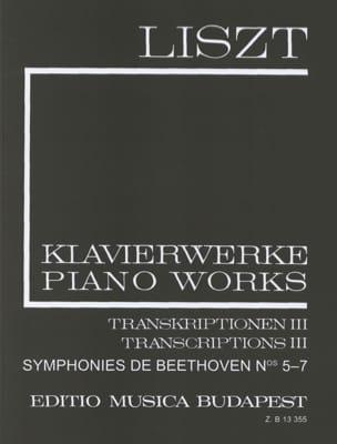 Symphonies N° 5 à 7 Série 2, Volume 18 - laflutedepan.com