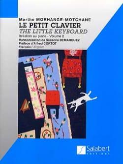 Le Petit Clavier, Volume 2 - laflutedepan.com