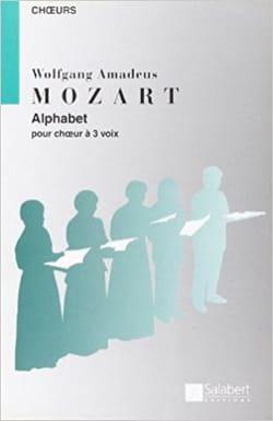 MOZART - Alphabet - Partition - di-arezzo.fr