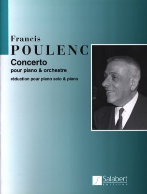 Francis Poulenc - Piano Concerto - Sheet Music - di-arezzo.co.uk