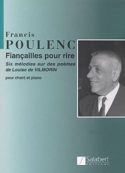 Francis Poulenc - Engagement For Laughing. - Partition - di-arezzo.co.uk