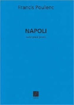 Francis Poulenc - Napoli. - Sheet Music - di-arezzo.co.uk