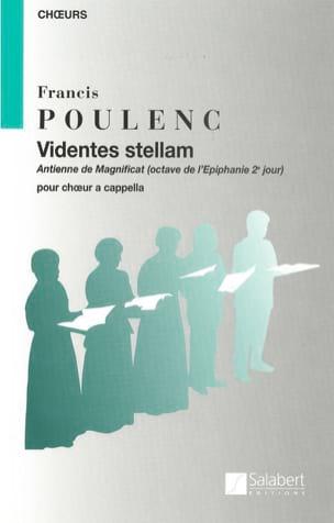 Francis Poulenc - Videntes stellam - Partition - di-arezzo.fr