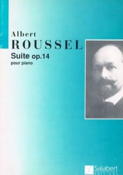 Albert Roussel - Opus Suite 14 - Sheet Music - di-arezzo.co.uk