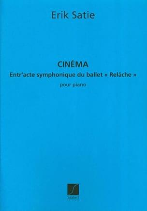 Erik Satie - Cinéma - Partition - di-arezzo.fr
