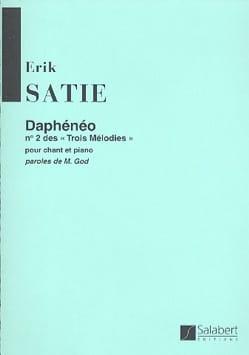 Erik Satie - Daphénéo - Partition - di-arezzo.fr