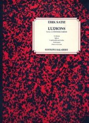 Erik Satie - Ludions - Partition - di-arezzo.fr