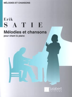 Erik Satie - Melodies and Songs - Sheet Music - di-arezzo.com