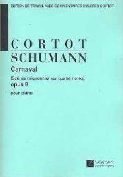 SCHUMANN - Carnival Opus 9 - Partitura - di-arezzo.it
