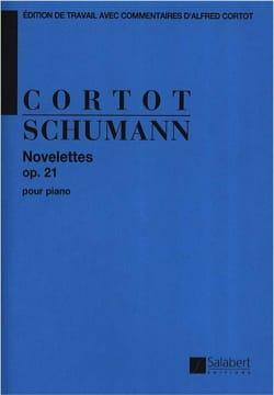 Robert Schumann - Novelettes Opus 21 - Partition - di-arezzo.fr