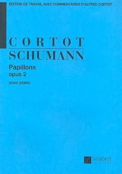 SCHUMANN - Papillons Opus 2 - Partition - di-arezzo.fr