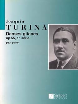 Joachim Turina - 5 Gypsy Dances - Opus 55 1st Series - Sheet Music - di-arezzo.com