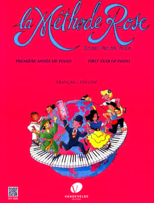 Rose Method - Piano - Without CD - Sheet Music - di-arezzo.co.uk