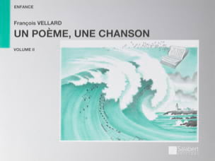 François Vellard - A Poem、Song、Volume 2 - 楽譜 - di-arezzo.jp