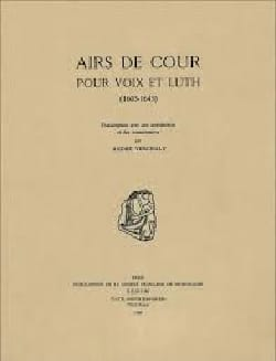 - Voice tunes Voice and Lute REPRINT WITHOUT DATE - Sheet Music - di-arezzo.com