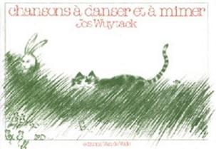 Jos Wuytack - Chansons à danser et à mimer - Partition - di-arezzo.fr
