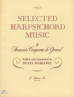 Selected Harpsichord music - François Couperin - laflutedepan.com