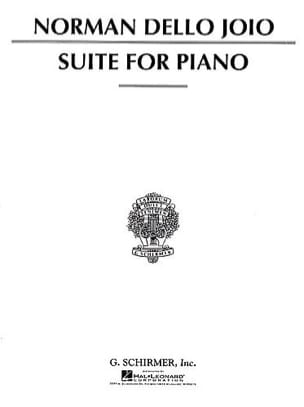 Joio Dello - Suite For Piano - Partition - di-arezzo.fr