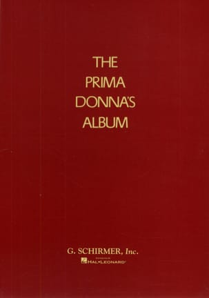 - Prima Donna's Album - Partition - di-arezzo.fr