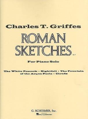 Roman sketches - Charles Griffes - Partition - laflutedepan.com