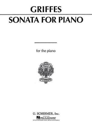 Sonata - Charles Griffes - Partition - Piano - laflutedepan.com