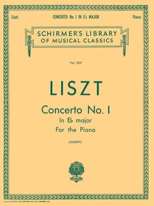 Concerto pour piano n° 1 En Mi bémol Majeur - laflutedepan.com