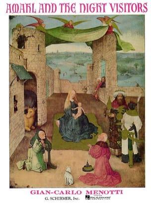 Amahl And The Night Visitors - Gian-Carlo Menotti - laflutedepan.com