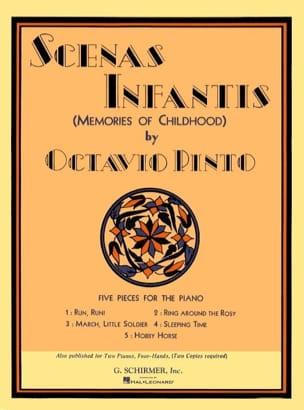 Scenas Infantis - Octavio Pinto - Partition - Piano - laflutedepan.com