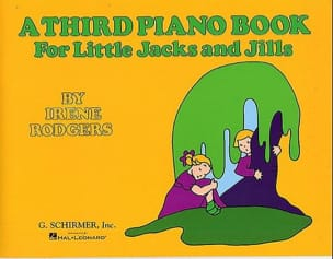 A 3rd Piano Book For Jacks & Jills - Rodgers - laflutedepan.com