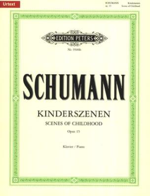 Kinderszenen Opus 15 - Robert Schumann - Partition - laflutedepan.com