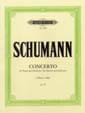 SCHUMANN - Piano Concerto In The Minor Opus 54 - Sheet Music - di-arezzo.co.uk