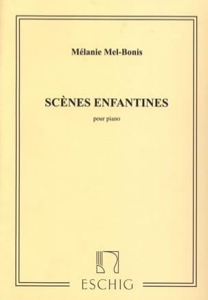 Mel Bonis - Children's Scenes - Sheet Music - di-arezzo.co.uk