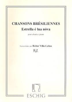 Estrella E Lua Nova - Heitor Villa-Lobos - laflutedepan.com