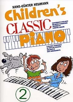 Children's Classic Piano 2 Hans-Günter Heumann Partition laflutedepan