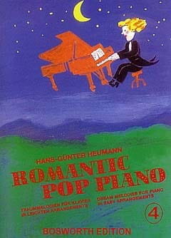 Romantic Pop Piano 4 - Hans-Günter Heumann - laflutedepan.com
