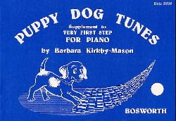 Puppy Dog Tunes - Barbara Kirkby-Mason - Partition - laflutedepan.com