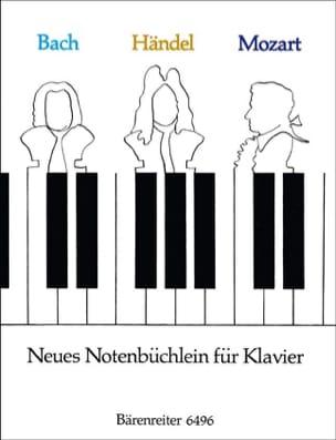 MOZART - NeuesNotenbüchlein - 楽譜 - di-arezzo.jp