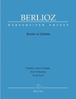 BERLIOZ - Romeo and Juliet Opus 17 - Partition - di-arezzo.com